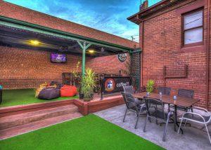 The Cambrian Hotel Beer Garden