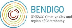 Bendigo City of Gastronomy logo