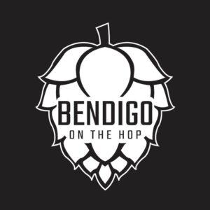 Bendigo On The Hop logo
